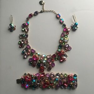 Betsy Johnson Funfetti Statement Necklace